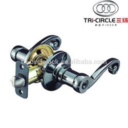 High Quality Tubular leverset door lock TC890ET-PW