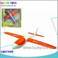 2015 neues spielzeug epo Hand- werfen flugzeuge schaum segelflugzeug handwerk diy mini hand gestartet segelflugzeug schieben spielzeug zeichnung pädagogische spielzeug
