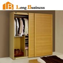 LB-JX3023 Modern solid wood bedroom wardrobe