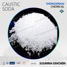 Price caustic soda beads 99 Sodium Hydroxide/NaOH Industrial Grade Soap Making 25Kg Bags Manufacturer