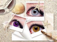 Big Eye Magic Color Cosmetics Colored Contact Lenses,