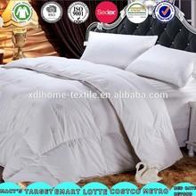 factory price wholesale goose down comforter/down duvet