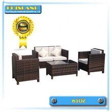 wicker furniture/PE rattan furniture/garden rattan sets