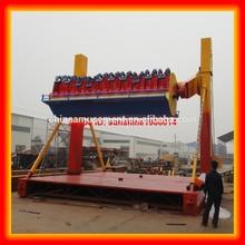 Adults Amusement Toys Factory flip top amusement equipment top spin ride thrill big rides