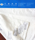 280T PA C/T polyester down bag fabric.down proof fabric ,down proof lining fabric , feather