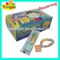 spongebob forma destrosio caramelle braccialetto