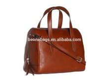 Wholesale simple fashion woman handbag manufacturer