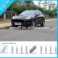 car window adhesive sticker film with 99% UVR,high heat insulation window film