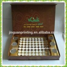 High quality custom design chocolate package make in Guangzhou