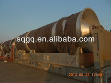5tons/10tons used tire to oil machine,waste tyre recycle device,tyre refinery plant with CE,ISO