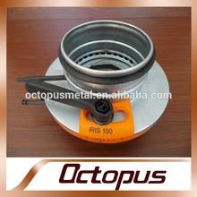 Iris Control Damper for airflow measuring & regulation