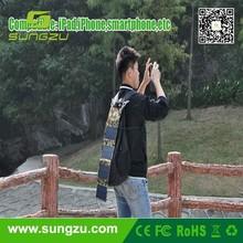 Foldable solar bag case, portable solar bag mobile charger , useful solar power pack