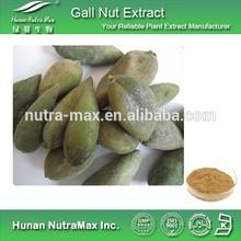 Hunan Nutramax Supply Gall Nut Extract, Gall Nut Extract Powder, Natural Gall Nut Extract