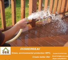 Waterproof Solid WPC Wood Plastic Composite /WPC Decking Board
