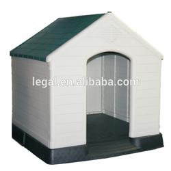 2015 large plastic outdoor garden pet house