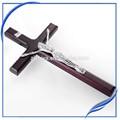metal decoração da parede católica crucifixo