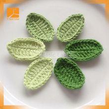 2014 China Wholesale Fashion Jewellery Metal Alloy Crochet Flower Earrings