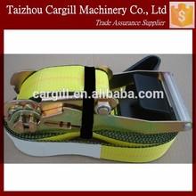China Supplier Wholesale Standard Ratchet Strap