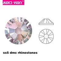 Wholesale ss5 non hot fix dmc rhinestone clear crystal 5ss #1217