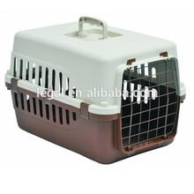 2015 plastic dog house dog cage, pet travel box, pet house