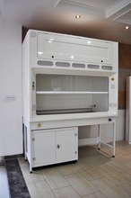 CE Certificated Hight Quality Customized Chemical University 1.5m Full Steel Fume Hood, water treatment equipment