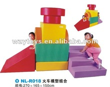 Child Happy Soft Model of Train Sets