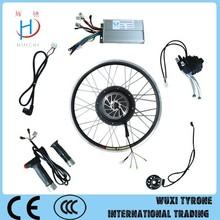 Electric Bike Conversion Kit,hub brushless motor, 48V1500Wfor Mountain Bike