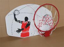 Steel Basketball Hoop Backboard For Kids