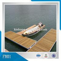 Aluminum Floating Boat Dock