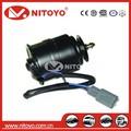 Auto del ventilador del radiador del motor para toyota 16363-74020 16363-64010