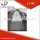 DC magnetron glass coating