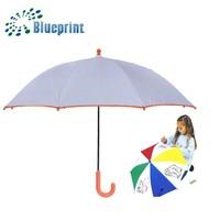 new product popular painting umbrella children umbrella