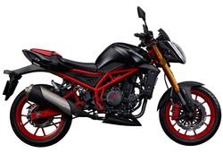 Fekon Carlo 250cc motorcycle