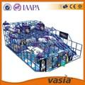 Attractifcapacity850mah enfants aire de jeux intérieure, bon pour les enfants à l'intérieur soft play/bonne qualité aire de jeux intérieure