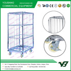 Hot sale! Folding Roll Container With Door