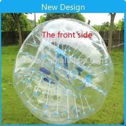 HI CE human high hollow plastic bouncing balls