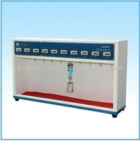 KJ-6010 Tape Retention Tester Tape Lasting Adhesive Force Test Machine