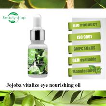 Jojoba snoothing and nourishing eye essential oil