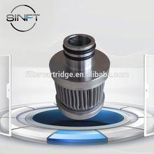 HQ New-682 diesel filter,99.98% diesel fuel filter,diesel fuel filter water separator