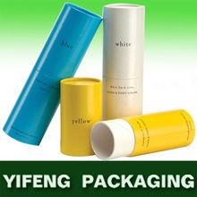 Guangzhou Yifeng packaging cardboard paper rigid packaging tube boxes wholesale