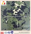 N380yh-8 impresso tecido de náilon para mulheres casaco camuflado