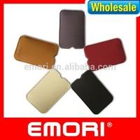 CUCUMAX PU various colors elegant cell phone case