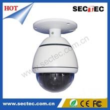 Hot selling 1/3 sony CCD 700tvl 10x optical zoom ptz ip camera