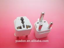 south africa power plug,south africa adapt o eu adapter,south africa travel adapter