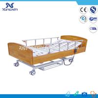 Adjustable Wood Head/Footboard Electric Home Hospital Nursing Bed YXZ-C-005