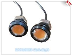 12V led eagle eyes led red green white amber/eagle eye led strobe light