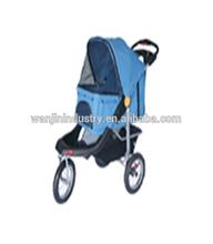 Wanjin wholesale pet carrier dog stroller