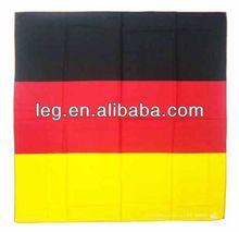 Deutschland Germany National Flag Headwear Neckwear Scarf Multifunctional Bandanas