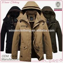 2014 custom made China factory high quality european fashion cheap mens designer winter coats men's coat