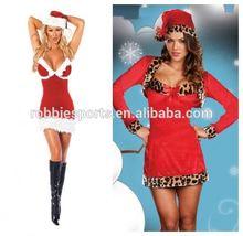 Atacado 2012 baratos Full Set Men veludo de luxo de Santa terno